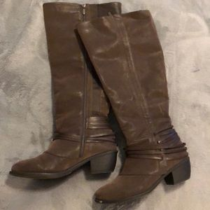 Torrid Tall Brown Boots
